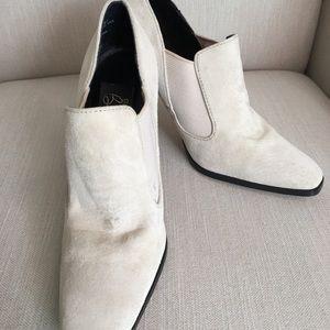 """Bijou Booties size 5.5 Heels 4"""""""
